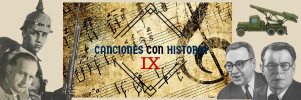 Canciones con historia (IX)