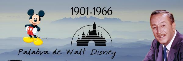 Palabra de Walt Disney