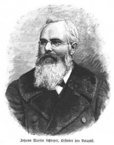 Schleyer Volapuk