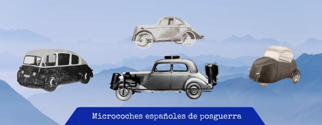 Microcoches de la posguerra española