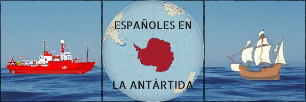 Españoles en la Antártida