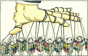 Manipulación medios